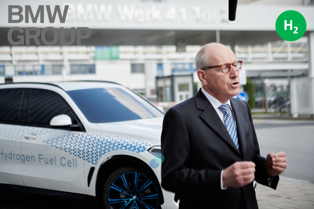 HydrogenCentral: BMW Producing Fuel Cell Drive Components for Small-series BMW I Hydrogen NEXT from 2022.